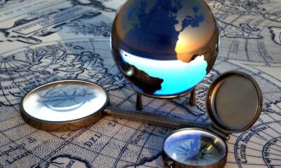 globe de verre