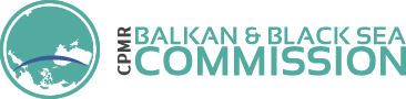 CPMR Balkan & Black Sea Commission Logo
