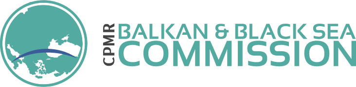 CPMR Balkan & Black Sea Commission Retina Logo