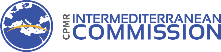 CPMR Intermediterranean Commission Retina Logo